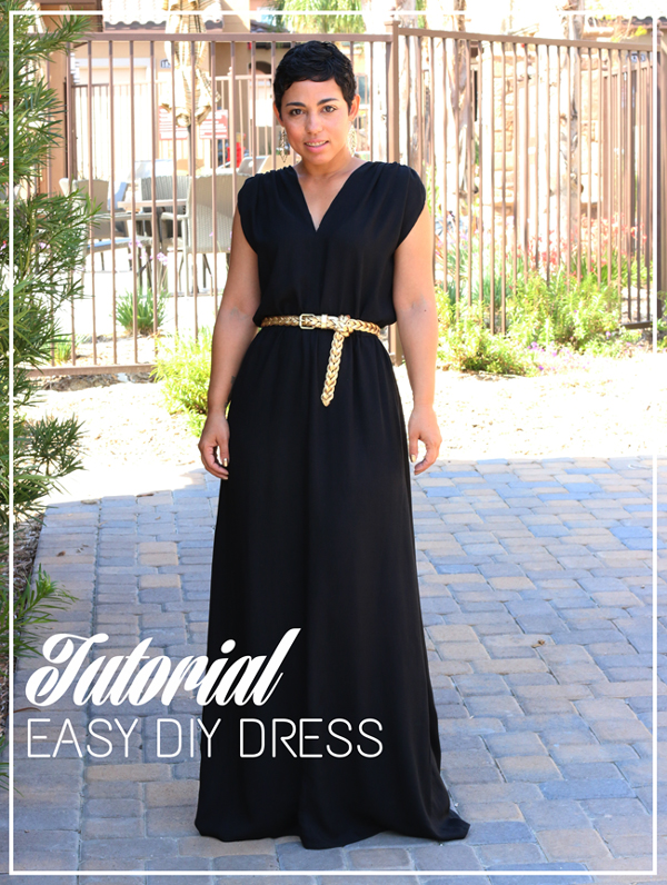 17 Amazing Free Maxi Dress Patterns and Sewing Tutorials