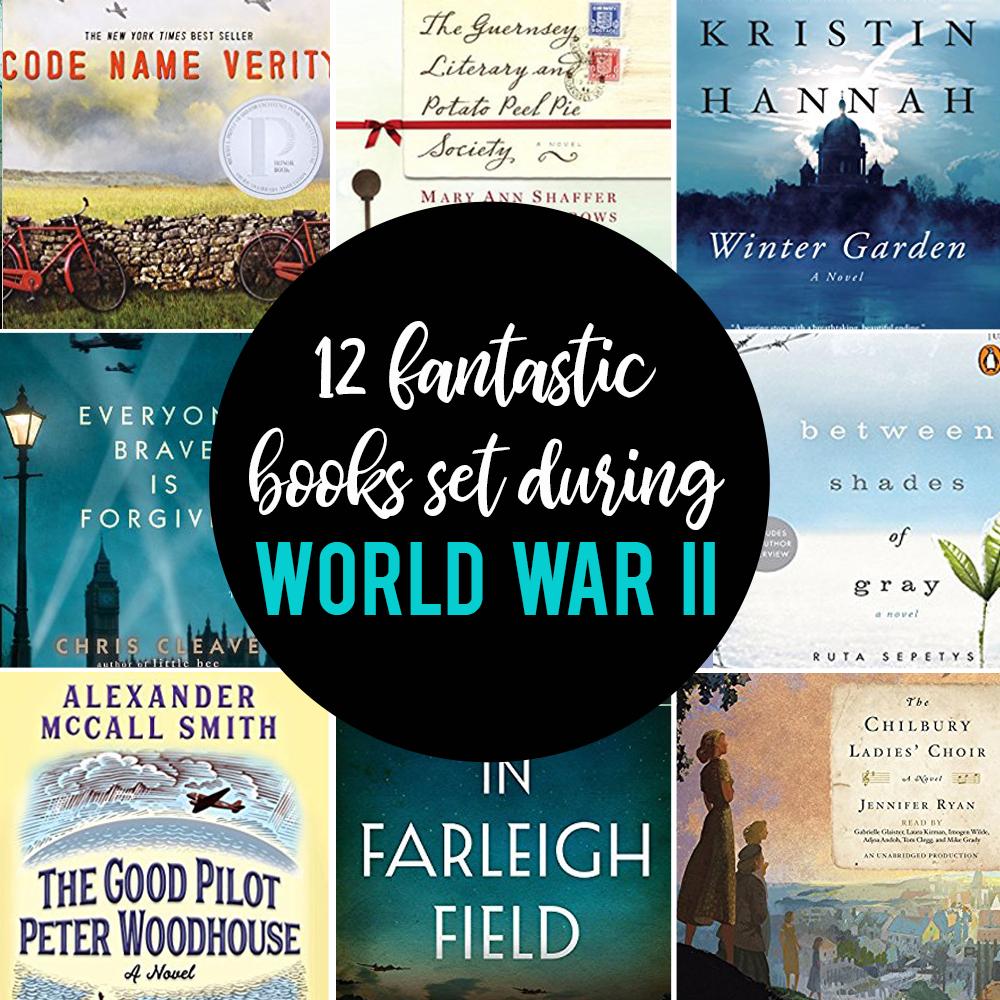 12 amazing World War II novels you should read right now - It's