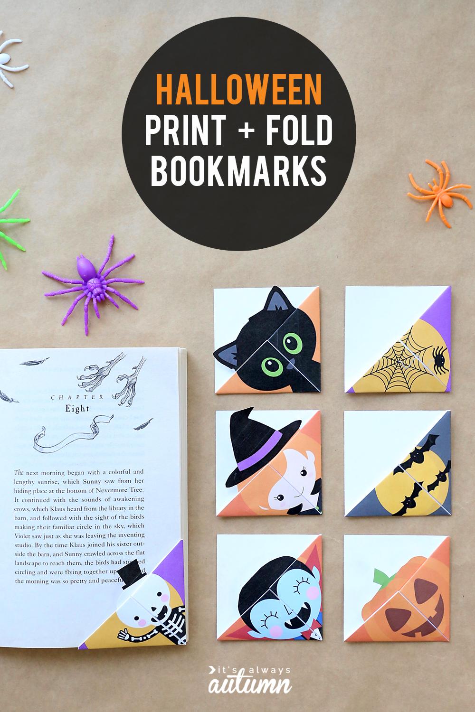 Origami Penguin Bookmark - Jo Nakashima | 1500x1000