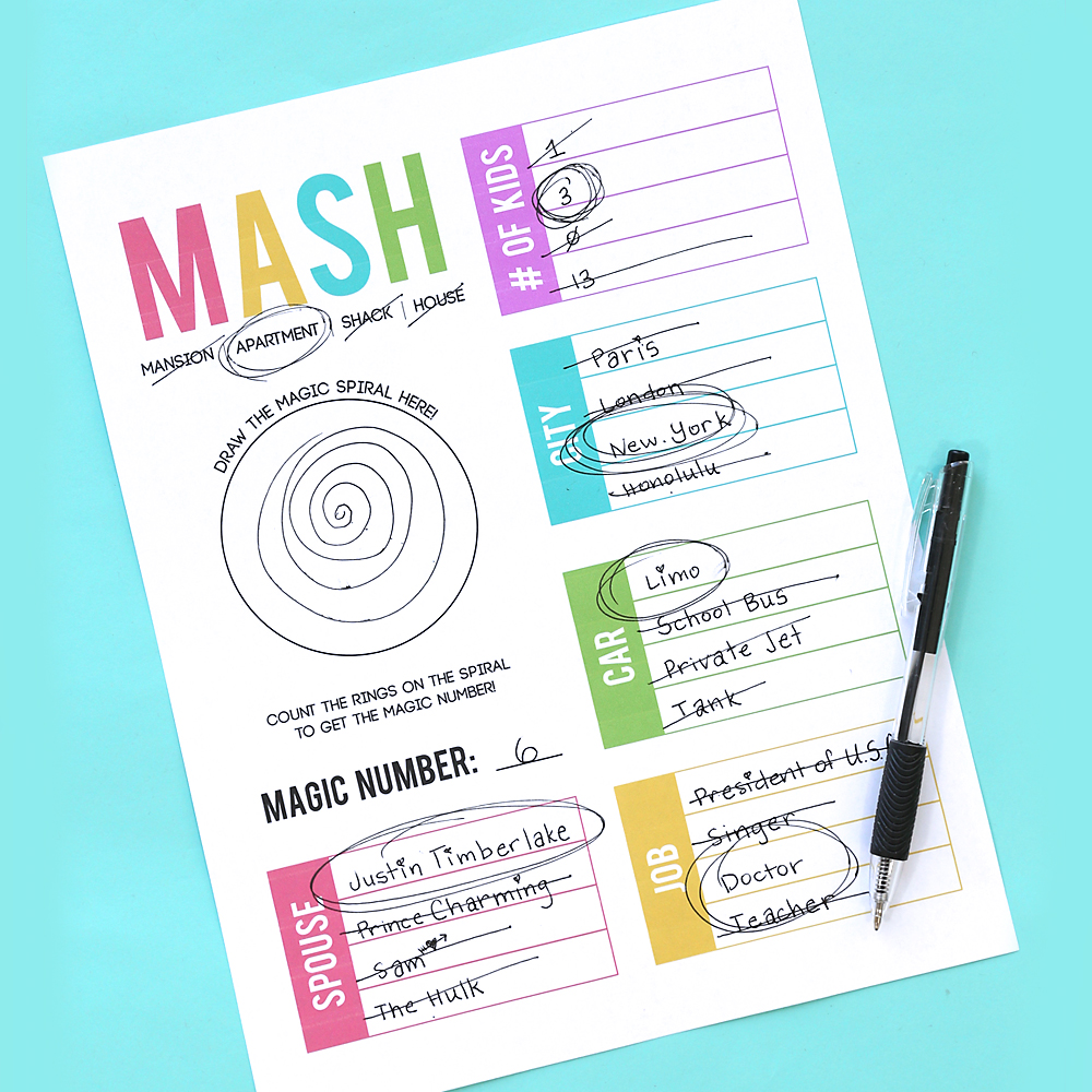 Monster image with regard to mash game printable