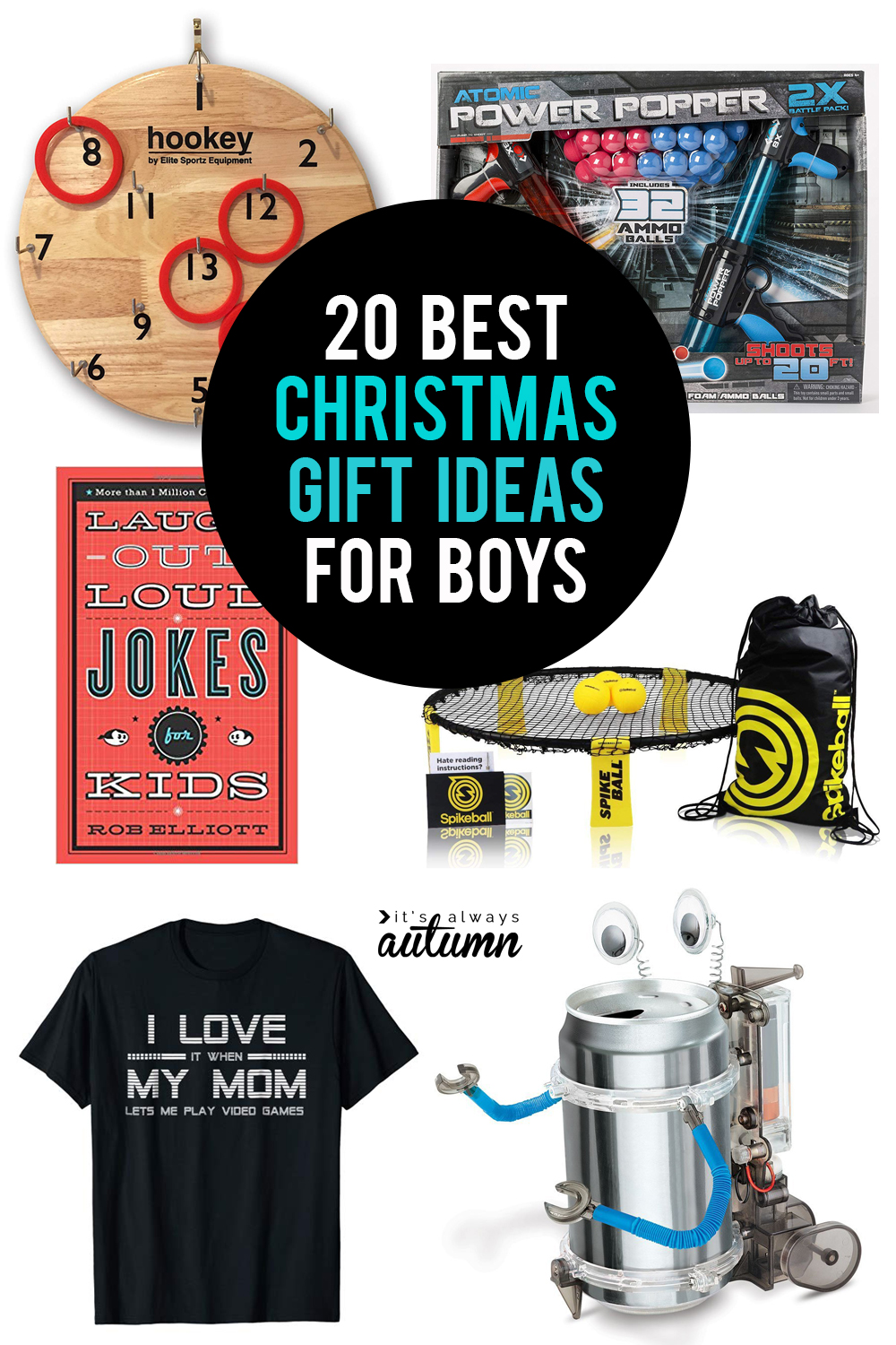 these are the 20 best christmas gifts for boys tons of great ideas here