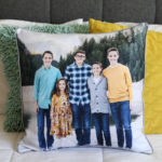 How to make gorgeous personalized photo pillows