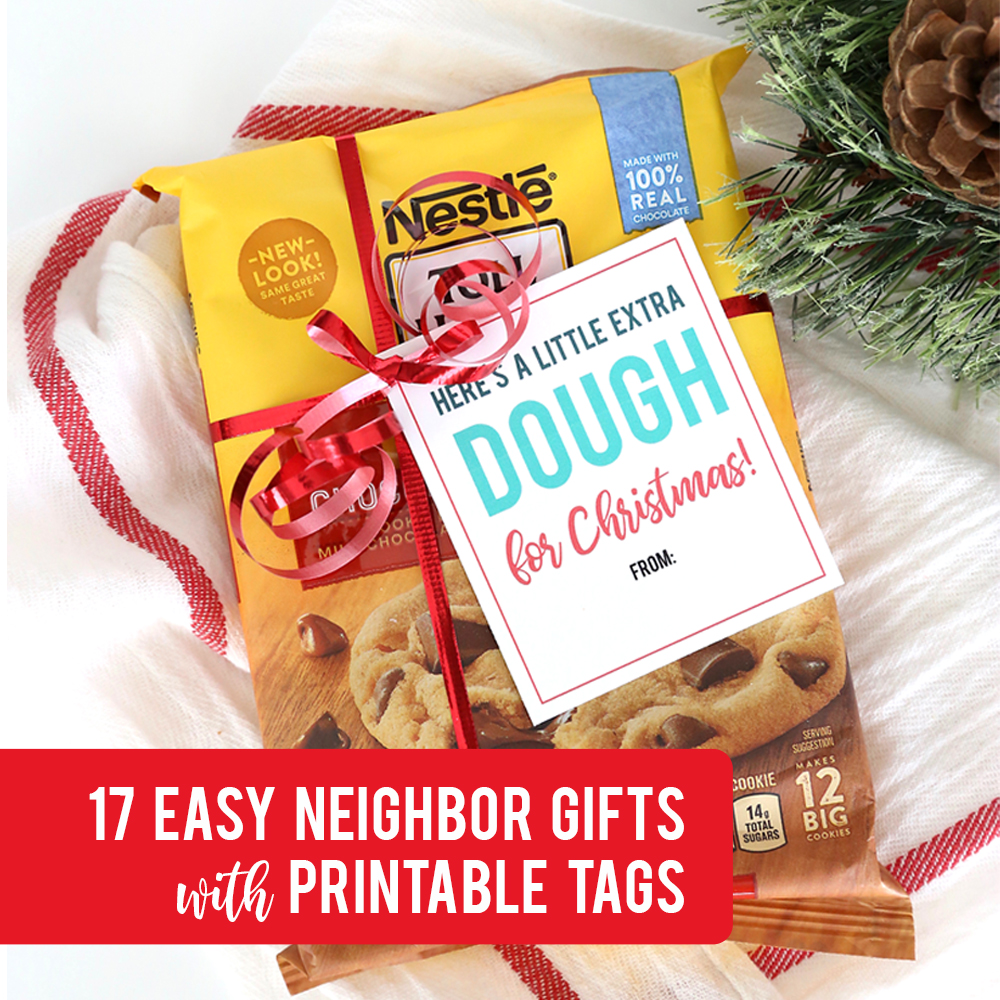 17 super easy Christmas neighbor gifts w/printable tags - Itu0027s Always Autumn  sc 1 st  Itu0027s Always Autumn & 17 super easy Christmas neighbor gifts w/printable tags - Itu0027s ...