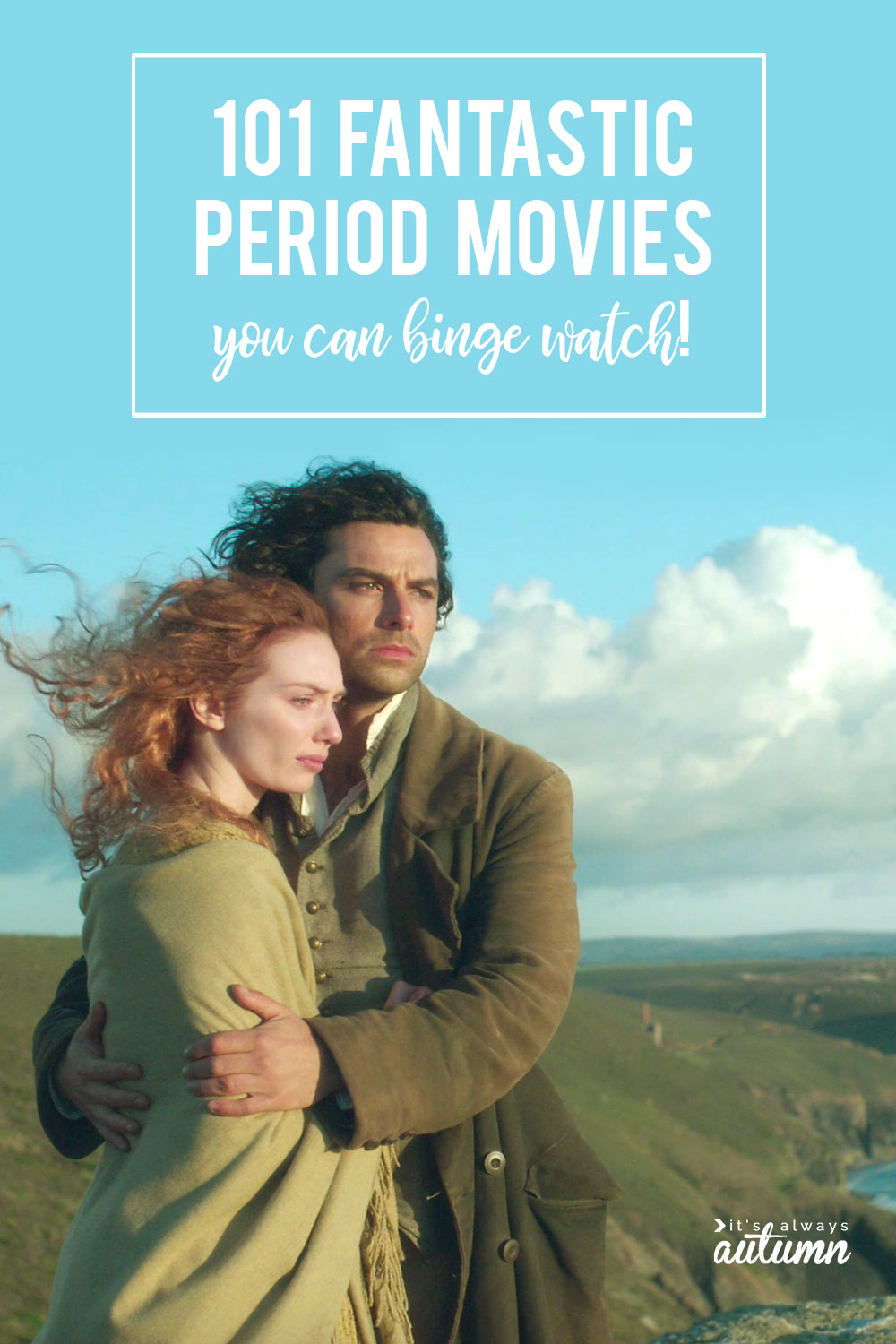 101 of the best period movies, period drama, historical romance movies and more!