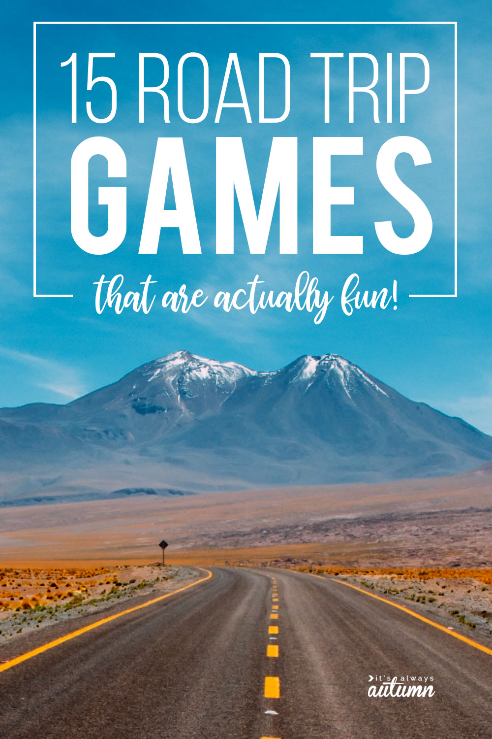 5 Fun Family Games To Play In The Car With Kids