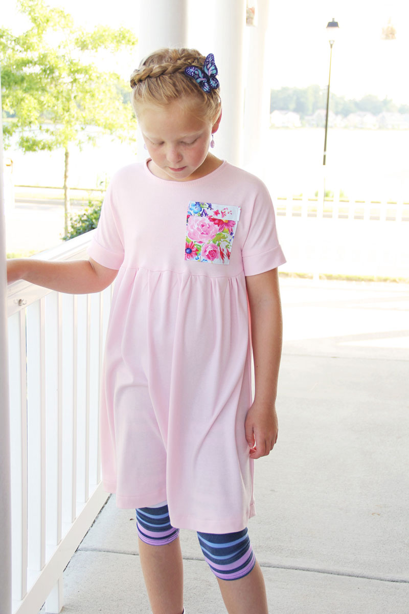 25 free dress patterns in multiple sizes!