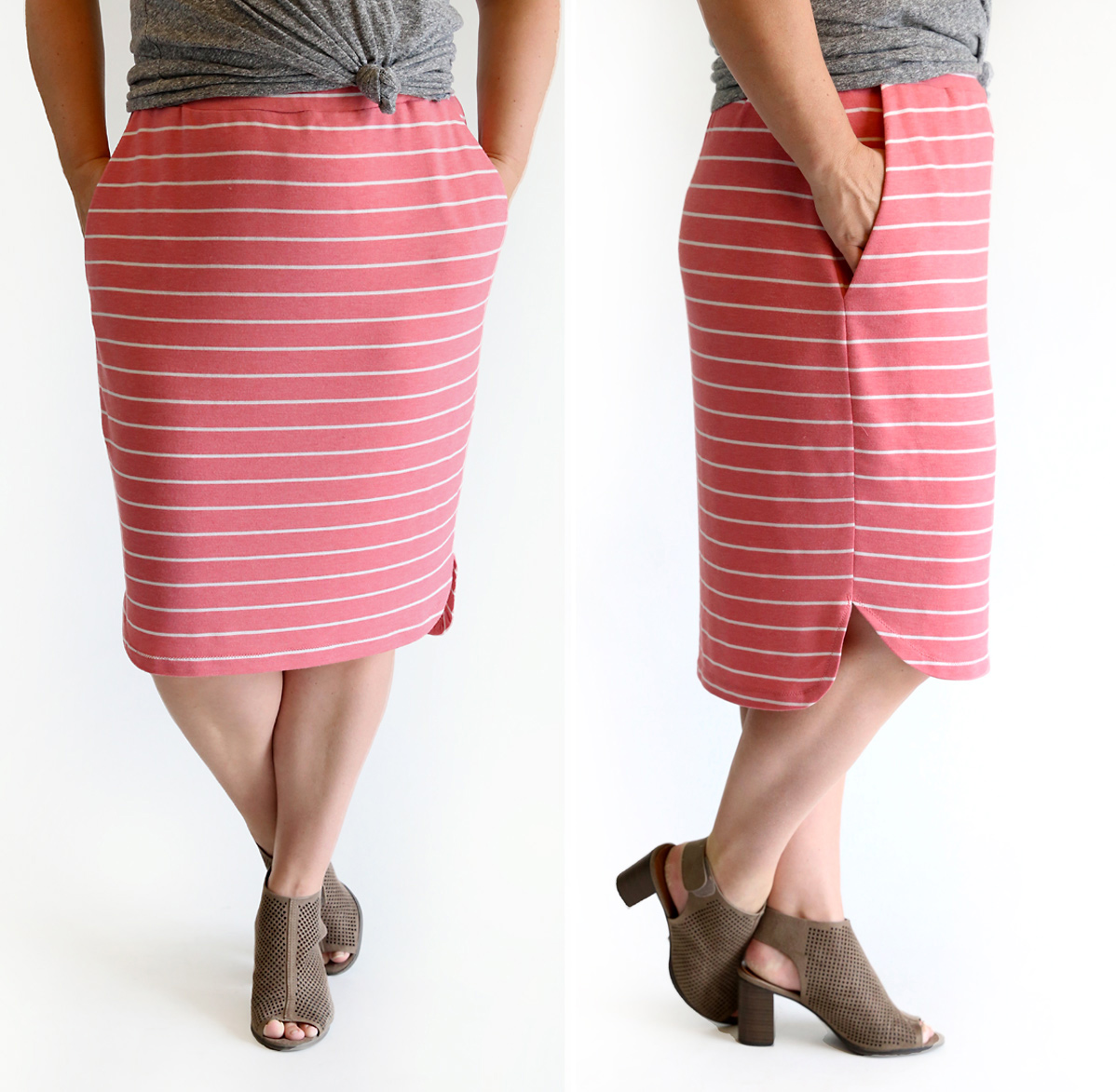 Favorite skirt sewing pattern and tutorial