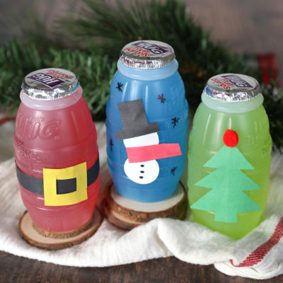 Christmas Juice Treats {perfect for class parties!}