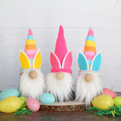 How to make Easter Gnomes (DIY sock gnomes)